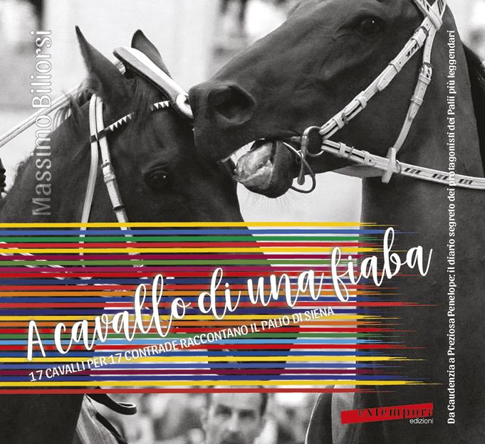 Massimo Biliorsi, A cavallo di una fiaba, extempora edizioni, Siena 2018